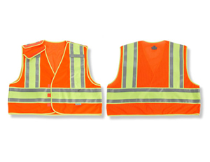 GLOWEAR PUBLIC SAFETY VEST On Sale $12.95