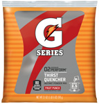 Gatorade Powder Fruit Punch 2.5 Gallon Instant Powder Mix - 21 oz. Instant Gatorade Mix