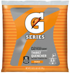 Gatorade Powder Orange 2.5 Gallon Instant Powder Mix - 21 oz. Instant Gatorade Mix Pack