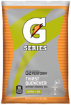 Gatorade Powder Lemon-Lime 6 Gallon Powder - 51 oz Instant Gatorade Mix