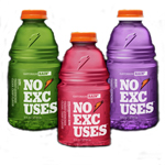 Gatorade Variety Pack Wide Mouth - 20 oz. Bottle  Strawberry Kiwi, Lime, Berry