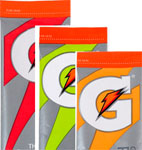 Gatorade 20 oz Powder Packets - 1.34 oz Instant Gatorade mix