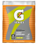 Gatorade Powder Lemon-Lime 1 Gallon  Instant Powder -  8.5 oz Instant Gatorade Mix