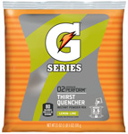 Gatorade Powder Lemon-Lime 2.5 Gallon Instant Powder Mix - 21 oz. Instant Gatorade Mix Pack