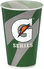 Wholesale Gatorade Paper Cups - 5 oz. Waxed Paper Logo Cups